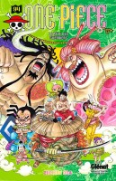 Manga - Manhwa -One Piece Vol.94