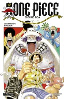 Manga - Manhwa - One Piece Vol.17