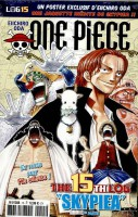 manga - One Piece - The first log Vol.15