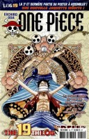 manga - One Piece - The first log Vol.19