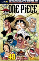 One Piece - The first log Vol.40