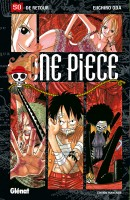 Manga - Manhwa -One piece - 1re édition Vol.50