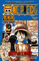 Mangas - One Piece - Quizzbook Vol.2
