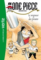 Mangas - One Piece - Roman Vol.1