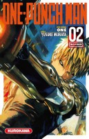 Manga - One-Punch Man Vol.2