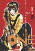 Manga - Manhwa - One Vol.2