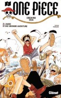 Manga - Manhwa -One piece - 1re édition Vol.1