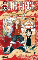 Manga - Manhwa -One piece - 1re édition Vol.41