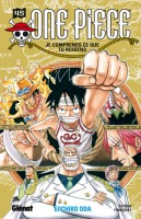 Manga - Manhwa -One piece - 1re édition Vol.45