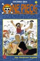 Manga - Manhwa - One Piece de Vol.1