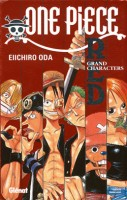 Manga - Manhwa - One Piece - Databook Vol.1