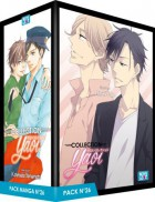 Collection Yaoi - Pack Vol.26