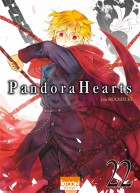 Mangas - Pandora Hearts Vol.22