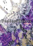 Manga - Manhwa -Pandora Hearts Vol.18
