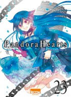 Manga - Manhwa -Pandora Hearts Vol.23