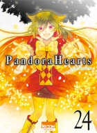 Mangas - Pandora Hearts Vol.24