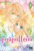 Mangas - Papillon Vol.2