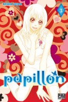 manga - Papillon Vol.3