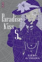manga - Paradise Kiss Vol.5