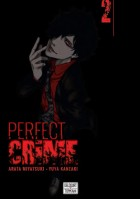 manga - Perfect Crime Vol.2