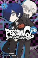 Persona Q - Shadow of the Labyrinth - Side: P3 us Vol.2