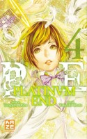 Platinum End Vol.4