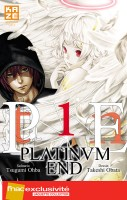 Image supplémentaire PLATINUM END © 2015 by Tsugumi Ohba, Takeshi Obata / SHUEISHA Inc.