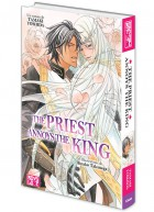 Mangas - The Priest Annoys The King - Roman n°4