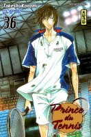 Manga - Manhwa -Prince du tennis Vol.36