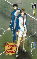 Manga - Manhwa -Prince du tennis Vol.38