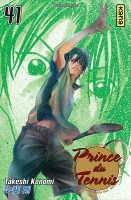 Manga - Manhwa -Prince du tennis Vol.41