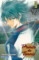 Manga - Manhwa -Prince du tennis Vol.42