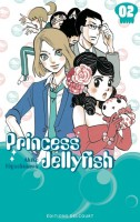 Mangas - Princess Jellyfish Vol.2