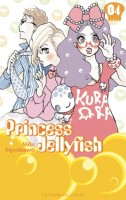 Mangas - Princess Jellyfish Vol.4
