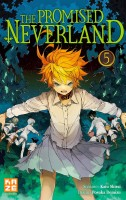 Manga - Manhwa - The Promised Neverland Vol.5