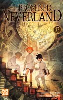 manga - The Promised Neverland Vol.13