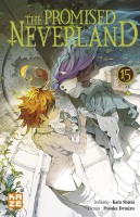 The Promised Neverland Vol.15