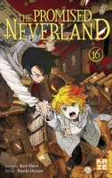 The Promised Neverland Vol.16