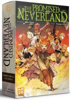 The Promised Neverland - Coffret T16 + Gag Manga