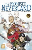 The Promised Neverland Vol.17