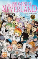 The Promised Neverland Vol.20