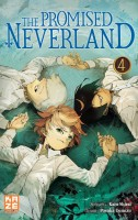 The Promised Neverland Vol.4