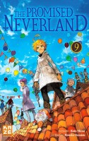 The Promised Neverland Vol.9