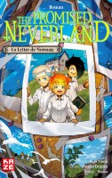 The Promised Neverland - La lettre de Norman