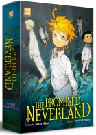 Manga - Manhwa - The Promised Neverland - Coffret roman +T12