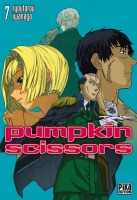 Manga - Manhwa - Pumpkin Scissors Vol.7