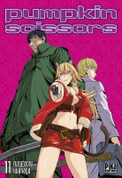 Mangas - Pumpkin Scissors Vol.11
