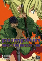 Manga - Manhwa - Pumpkin Scissors Vol.4