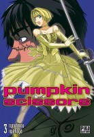 manga - Pumpkin Scissors Vol.3