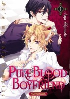 Pure blood boyfriend - He's my only vampire Vol.4